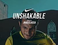 #UNSHAKABLE a nike ads parody