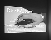 RESEARCH 01 02 03