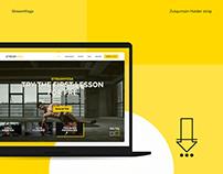 YOGA(StreamYoga) - Ui/Ux Interaction Design