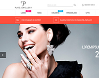 Pure Jewellery, E-commerce