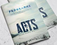 Acts Program Brochure