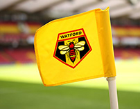 Watford FC badge redesign concept