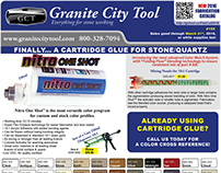 Granite City Tool March Fabrication Flyer 2016