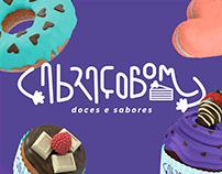 Branding Abraço Bom   Doces & Sabores