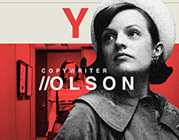Peggy Olson poster