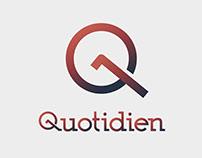 Logo & Générique - Quotidien