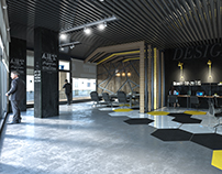 Loft Office / Bursa/Fsm / 2017