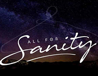 Logo Identity All For Sanity