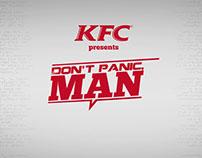 KFC - Don't Panic, Man