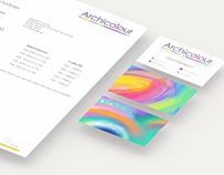 Archicolour Brand & Website