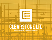 CLEARSTONE (Brand Identity) London, UK