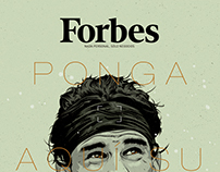 Forbes | Cover Illustration