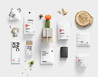 Branding Presentation Kit: Packs Mockups