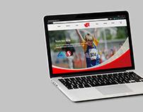Special Olympics Team Washington