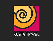 [Logo] KOSTA Travel