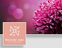 Flowerin' cube   Branding