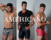 Americano Underwear - Retoque Fotográfico