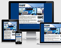 Cam Trucks - Web Design