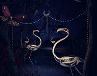 Miniminou - Flamingos