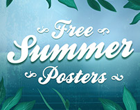 FREE SUMMER POSTERS