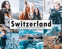 Free Switzerland Mobile & Desktop Lightroom Preset