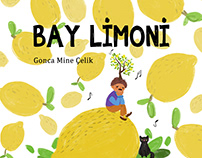Bay Limoni by Çınar Yayınları
