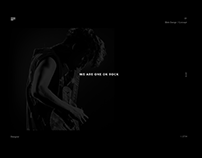 ONE OK ROCK | Web & Interaction Design