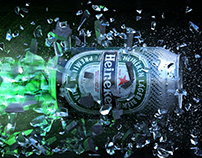 Heineken Burst