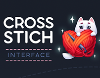 UI CROSS STICH