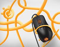 SteelSeries Rival 700 Advert