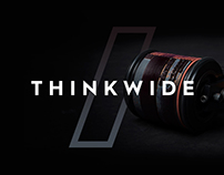 Thinkwide // Website