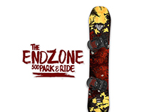 ENDZONE PARK&RIDE // WED'ZE // 2015