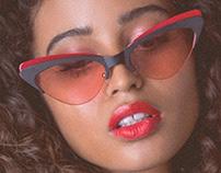 Bonnie Clyde® Eyewear   Lookbook 2018   Beauty Retouch