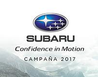 Campaña 2017 - SUBARU