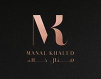 Manal Khalid Branding