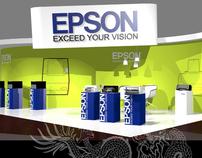 EPSON Bolivia Stand