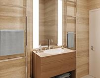 Apartment at Patisia Athens - Bathroom