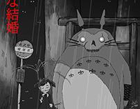 My gothic Totoro