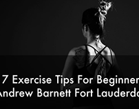 7 Exercise Tips