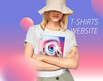 T-shirts website