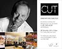 Hotel Mondrian Doha / E-Invitations