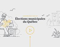 DGEQ . Élections Municipales 2017