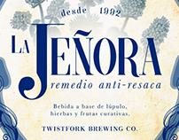 La Jeñora - Artisan Beer