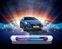 Hyundai Bumper ads Russia 2018