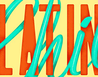 Another lettering project