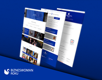 Businesswoman of the Year - website