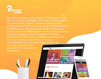 Petrons| Pet Media |Case Study