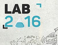 Lab 2016 // Logo Design