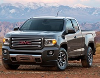 GMC 2015 Canyon RFP