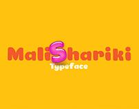 Malishariki — font